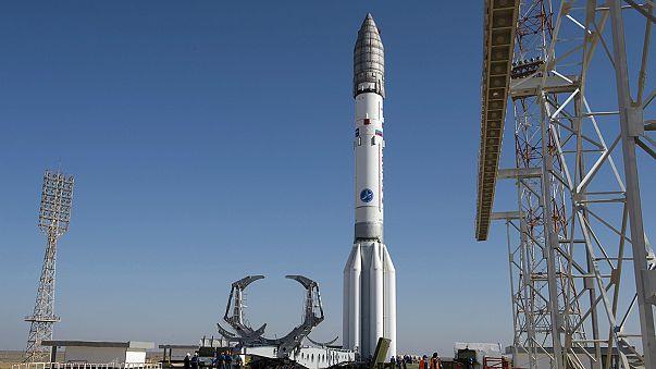 10:31 Uhr ab Baikonur: ExoMars-Programm startet