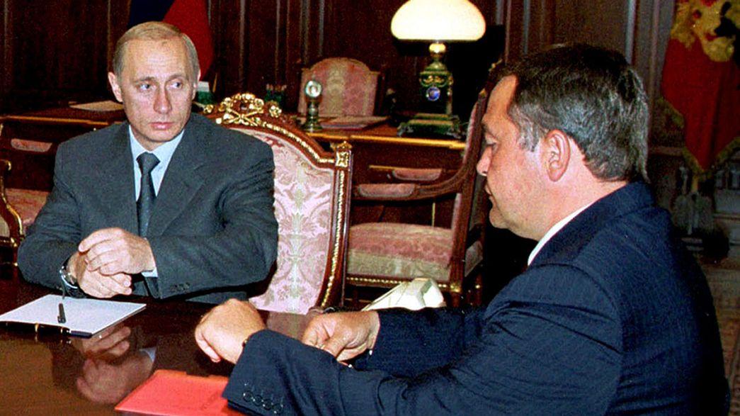 La muerte del exasesor de Putin se debió a un fuerte golpe en la cabeza