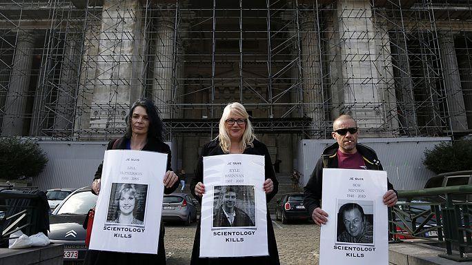 """Бельгийских саентологов """"отмыли"""" от криминалитета"""
