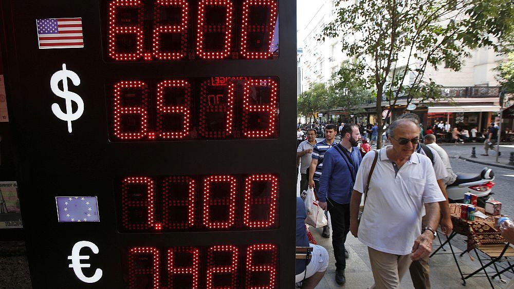 Turkey escalates feud by boosting tariffs on U.S. booze, cars