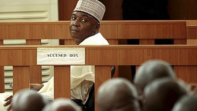 Trial of Nigeria's senate president adjourned to March 18