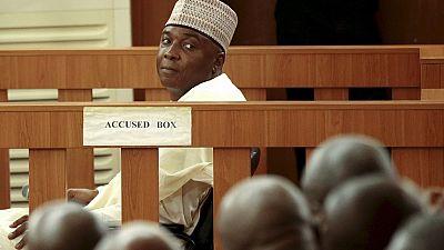 Nigeria : 66 avocats pour défendre le président du Sénat