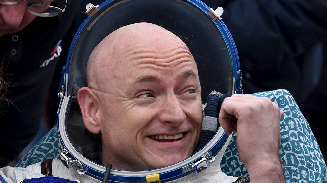 L'astronauta Scott Kelly lascia la Nasa il primo aprile