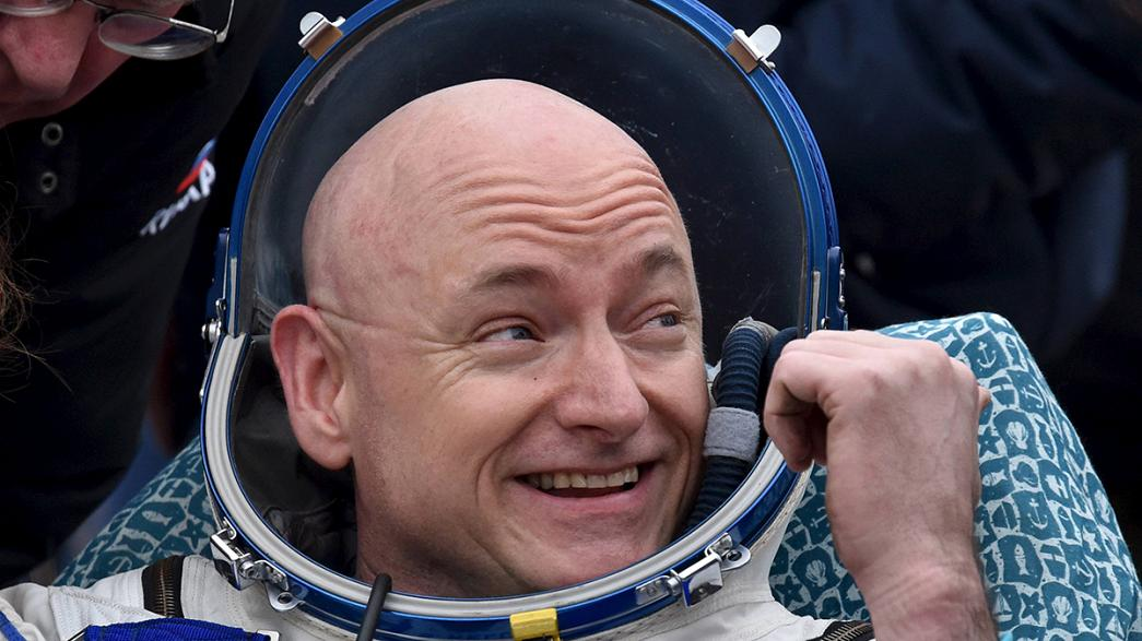El astronauta estadounidense Scott Kelly se retira