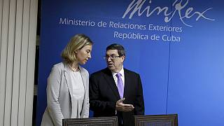 UE-Cuba : le rapprochement entériné