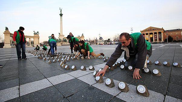 السلام الأخضر تحيي الذكرى الخامسة لفوكوشيما