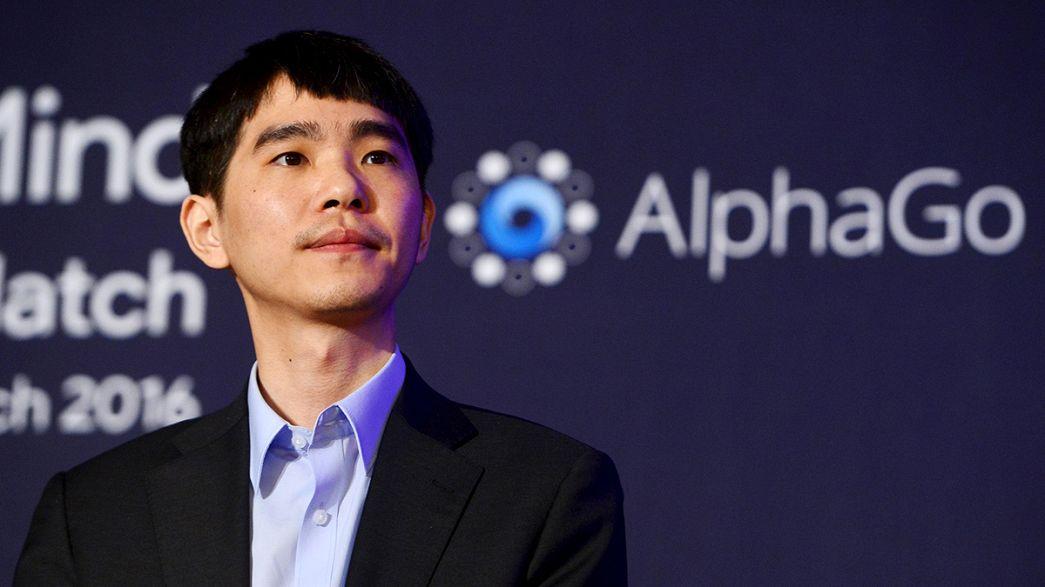 No match for mere mortals: Google's AlphaGo wins Go series