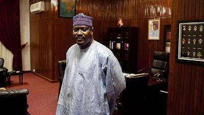 Niger opposition candidate Hama Amadou released briefly for treatment