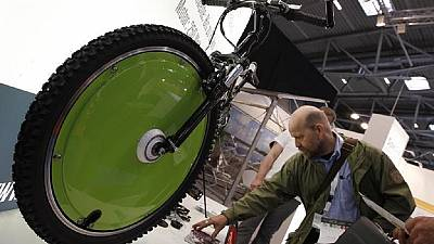 Dutch start-up to release solar-powered electric bike in 2018