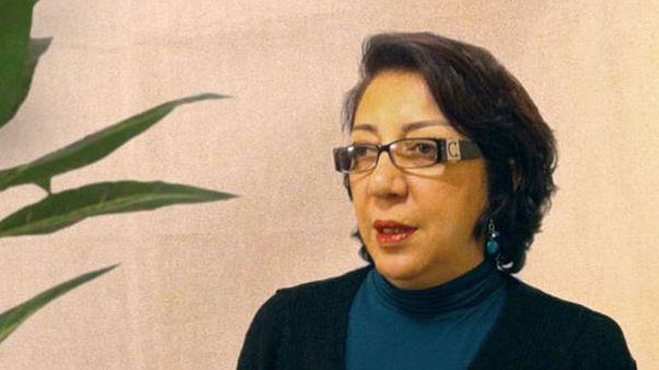 نازک افشار در فرودگاه تهران بازداشت شد