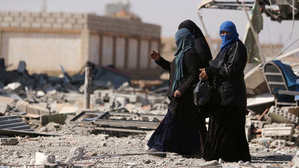 Syrie : Al-Shaddadi, ville martyrisée mais libérée