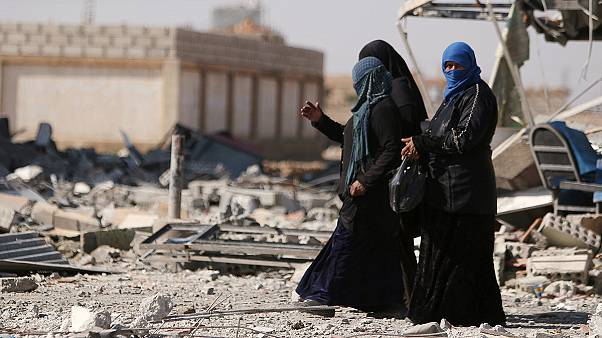 A kurdok elfoglalták al-Shaddadit