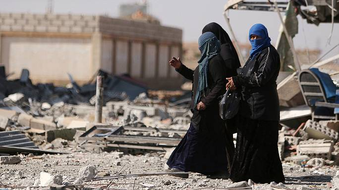 Horror of life under ISIL exposed in recaptured Syrian town of al-Shadadi