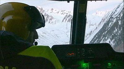 Six alpinistes tués en Italie