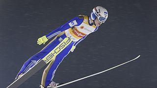 Kış Sporları: Johann Andre Forfang Almanya'da rüştünü ispatladı