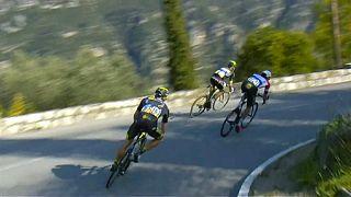 Paris-Nice Bisiklet Yarışı: Son etap öncesi zirve karıştı