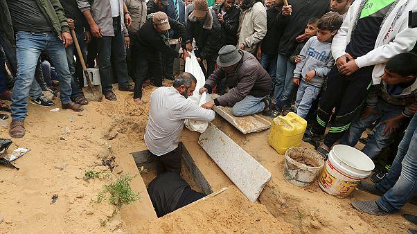 Israel: ofensiva aérea mata duas crianças