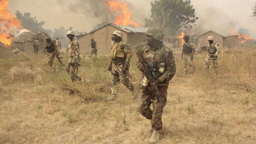 Nigerian Troop Hit Boko Haram Terrorists Meeting Venue, Kill Several Fighters