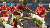 Кубок шести наций: Англия обыгрывает валлийцев