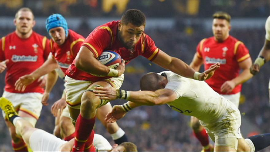 Inglaterra va directa hacia el título del Seis Naciones