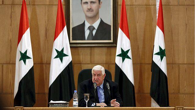 Syrie : le régime exclut de discuter du sort d'Assas à Genève