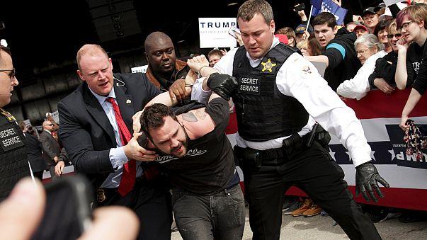 Egyre hevesebben támadják ellenzői Trumpot