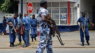 Burundi parades alleged Rwandan spy