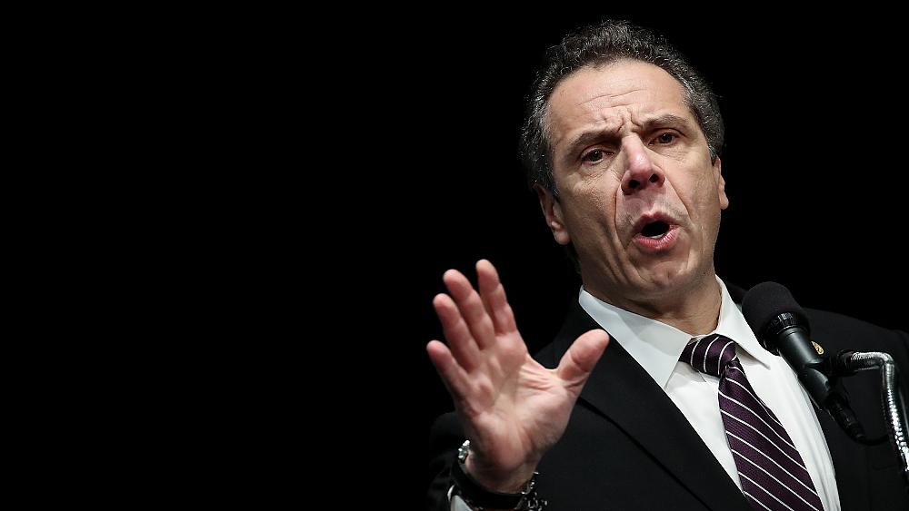 N.Y. Gov. Cuomo: America 'was never that great'