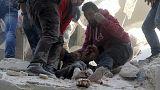 Алеппо: в поиске уцелевших