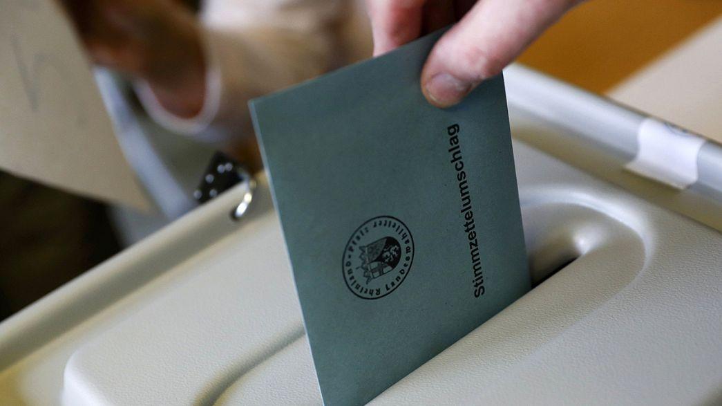 Alemanha: Eleições regionais testam resistência de Merkel