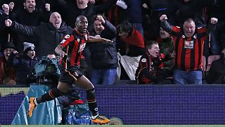 Bournemouth's Benik Afobe called up for DR Congo squad