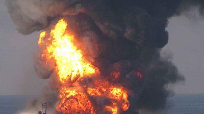 Gabon : sept blessés et un mort dans l'explosion d'un bac pétrolier