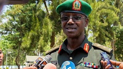 Rwanda military rubbishes Burundi spy allegations