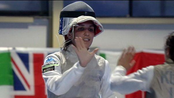 الايطالية أريانا إريغو تفوز بالجائزة الكبرى للمبارزة بالسيف في هافانا