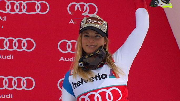 Alp disiplininde şampiyonlar belirleniyor