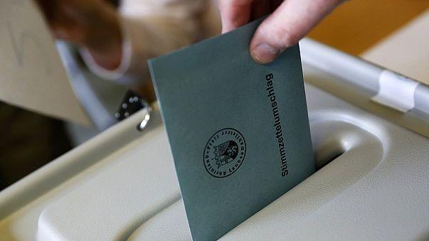 Három németországi tartományban megerősödtek a populista pártok