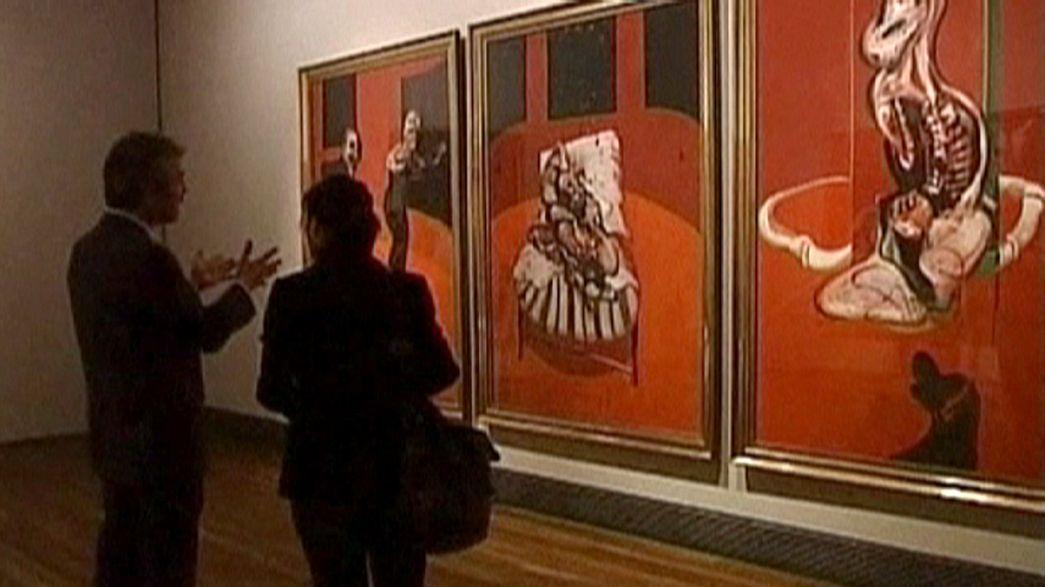 Roban cinco obras de Francis Bacon en un domicilio privado en Madrid