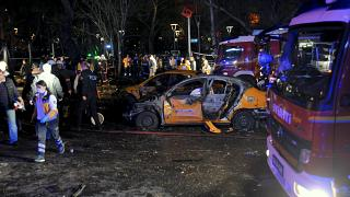 [Update] Ankara car blast, death toll up to 37, scores injured