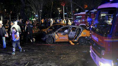 [Update] Ankara car blast, death toll up to 37, scores injured