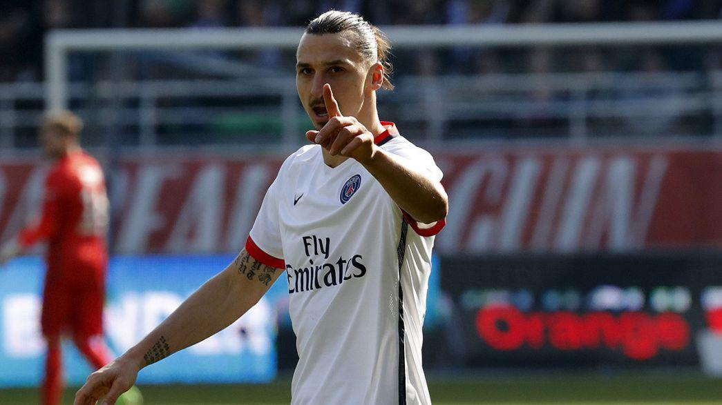 Paris St. Germain fegt Troyes mit 9:0 vom Platz