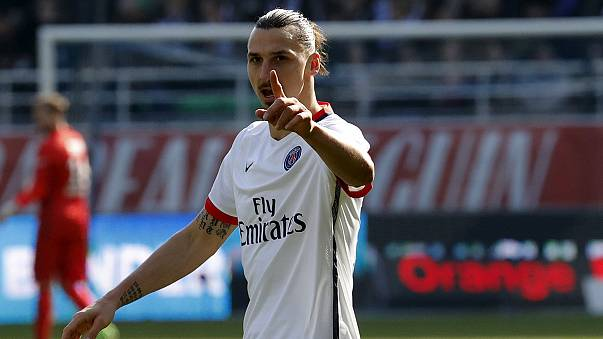 PSG secure French topflight title in record time