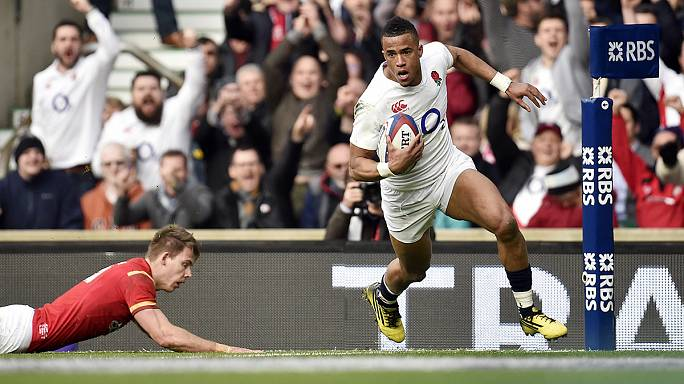 L'Angleterre s'adjuge le Tournoi des six nations