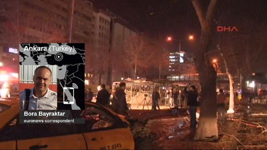"""Anschlag in Ankara: """"Dahinter stecken große Mächte"""""""