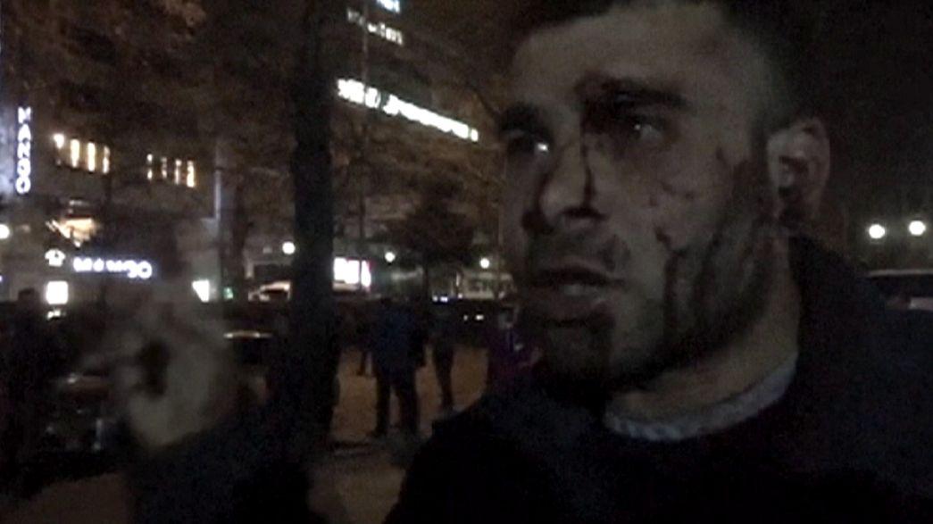 Augenzeuge berichtet vom Anschlag in Ankara