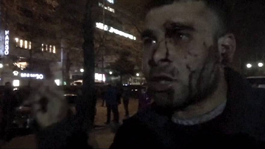 Ankara bombing: a witness gives his account of what happened