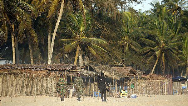 Sixteen people die in attack on Ivory Coast beach resort