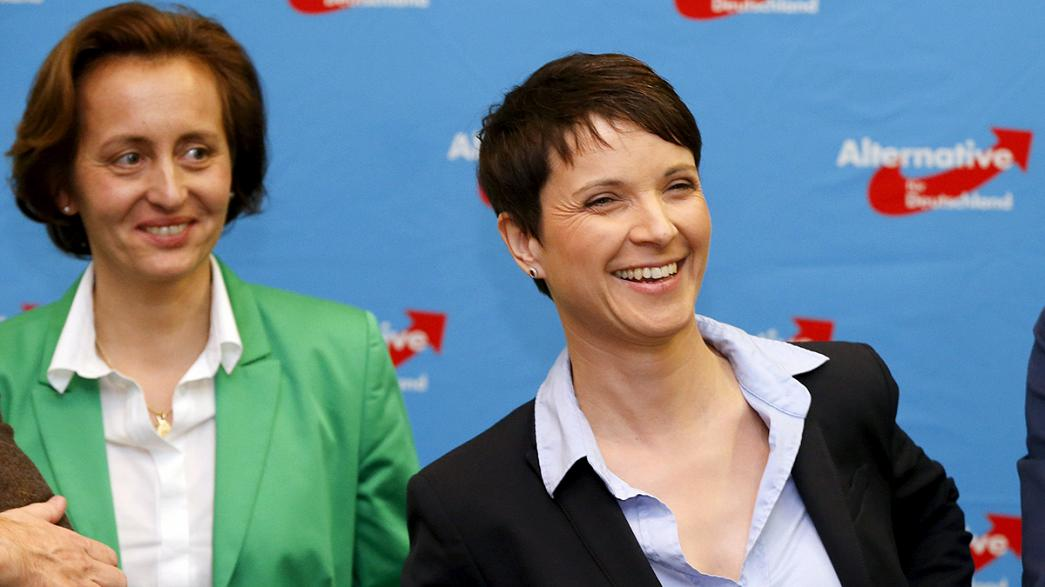 Anti-migrant party makes gains in German state elections
