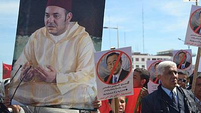 Moroccans protest UN Chief's position on Western Sahara