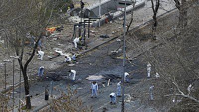 Un attentat fait au moins 36 morts à Ankara