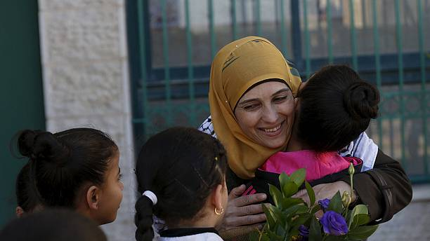 Palestinian Hanan Al Hroub wins prominent global teacher prize